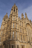 The Palace of Westminster (Houses of Parliament) i. N London Royalty Free Stock Images