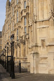 The Palace of Westminster (Houses of Parliament) i. N London Royalty Free Stock Photos