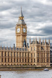 The Palace of Westminster in London. Royalty Free Stock Photos