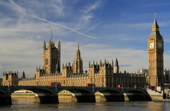 Palace of Westminster stock photos