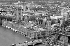 The Palace of Westminster Stock Image