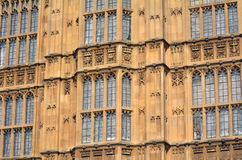 Palace of Westminster in London England UK Stock Photo