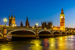 The Palace of Westminster, London Stock Photography
