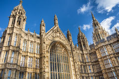 Palace of Westminster. London UK Stock Images