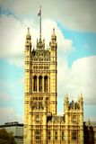 Palace of Westminster Royalty Free Stock Image