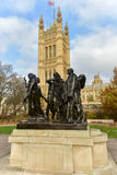 Palace of Westminster - London Stock Image