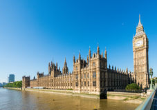 Palace of Westminster, London, United Kingdom Royalty Free Stock Images