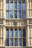 Palace of Westminster, parliament, facade, London, United Kingdom Royalty Free Stock Image
