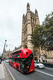 Palace of Westminster or  Parliament of the United Kingdom Royalty Free Stock Photos