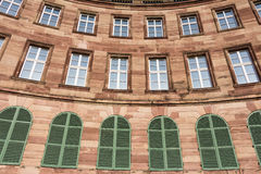 Palace Wilhelmshöhe in Kassel Stock Photo