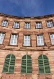 Palace Wilhelmshöhe in Kassel Royalty Free Stock Photo