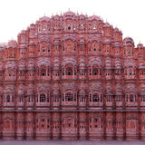 Palace of Winds, Hawa Mahal. Hawa Mahal or Palace of Winds in indian city Jaipur as known as Pink City Royalty Free Stock Image