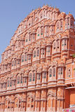Palace of the Winds in Jaipur, India. The Hawa Mahal (Palace of the Winds) in the Sireh Deori area in the centre of Jaipur, India. It was built in 1799 to house Royalty Free Stock Photo