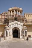 Palace of Winds, Jaipur, Rajasthan, India. Hawa Mahal, the Palace of Winds in Jaipur, Rajasthan, India Stock Image