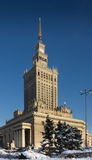 Palace of youth in Warsaw, Poland Stock Photos