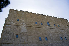 Palace Zisa of Palermo Royalty Free Stock Image