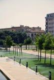 Palace Zisa of Palermo Stock Image