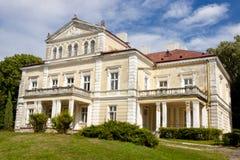 Palace in Zloty Potok - Poland Royalty Free Stock Photos