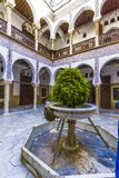 Palaces of Algiers. Old palace in Algiers from the Ottoman era royalty free stock photos
