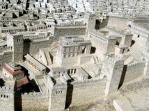Palaces Helena, Ancient Jerusalem Stock Photography