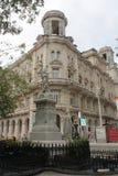 Palaces and monuments Havana Royalty Free Stock Photos