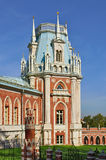 Palaces in Moscow. Tsaritsyno. Stock Photos