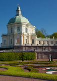 Palaces of suburbs of St.-Petersburg Royalty Free Stock Photos