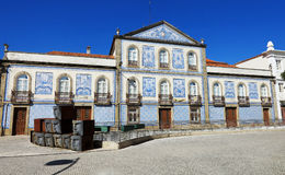 Palacete do Visconde da Granja Royalty Free Stock Photo