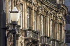 Palacete Toledo Lara arkivbilder
