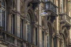 Palacete Toledo Lara royaltyfria foton