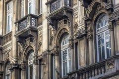 Palacete Toledo Lara arkivfoton