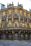 Palacete Toledo Lara royaltyfria bilder
