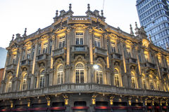 Palacete Toledo Lara fotografering för bildbyråer