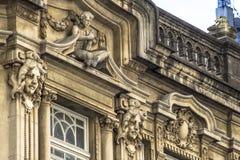 Palacete Toledo Lara Royalty Free Stock Photography