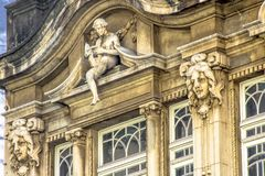 Palacete Toledo Lara Royalty Free Stock Images