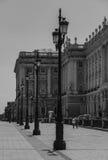 Palacio πραγματικό de Μαδρίτη Ι Στοκ Εικόνα