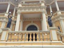 Palacio Ρίο Branco, Manaus στοκ εικόνες με δικαίωμα ελεύθερης χρήσης