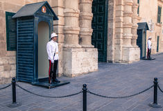 palacio президентский santiago moneda la предохранителя Чили de Стоковые Фотографии RF
