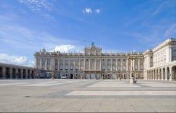 Palacio 1 real foto de stock