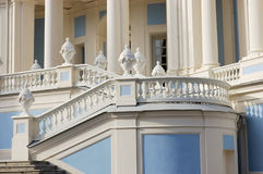 Palacio Foto de archivo libre de regalías