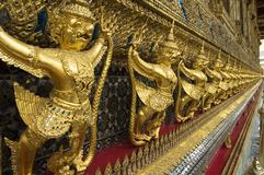 Palacio 3 de Bangkok Fotos de archivo