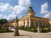 Palacio 7 Imágenes de archivo libres de regalías