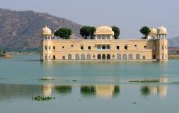 Palacio ambarino 2 del agua Foto de archivo libre de regalías