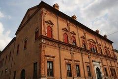 Palacio antiguo Imágenes de archivo libres de regalías