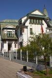 Palacio Baburizza Fotos de archivo libres de regalías