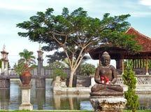 Palacio Bali 14 del agua de Ujung Fotos de archivo libres de regalías