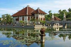 Palacio Bali 15 del agua de Ujung Fotografía de archivo