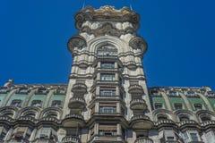 Palacio Barolo a Buenos Aires, Argentina. fotografia stock libera da diritti