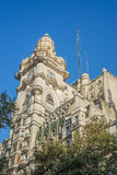 Palacio Barolo in Buenos Aires, Argentina. Royalty Free Stock Photos