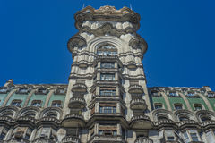 Palacio Barolo in Buenos Aires, Argentina. Royalty Free Stock Photo